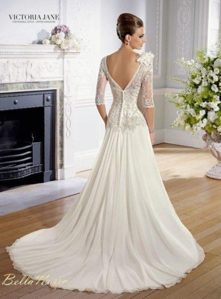 BN Bridal - Victoria Jane for Ronald Joyce 2013 Collection - February 2013 - BellaNaija021