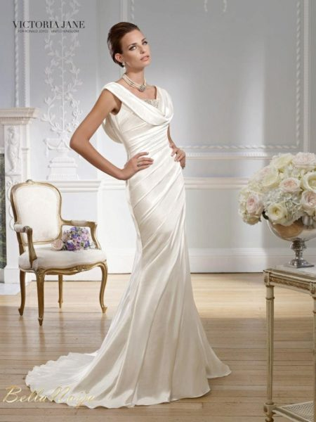 BN Bridal - Victoria Jane for Ronald Joyce 2013 Collection - February 2013 - BellaNaija022