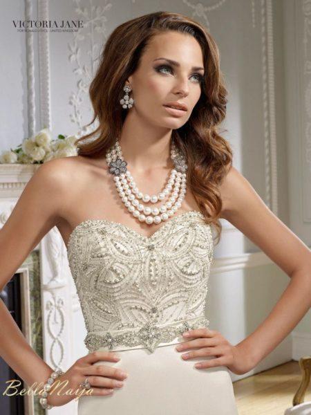 BN Bridal - Victoria Jane for Ronald Joyce 2013 Collection - February 2013 - BellaNaija026