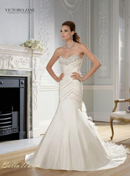 BN Bridal - Victoria Jane for Ronald Joyce 2013 Collection - February 2013 - BellaNaija028