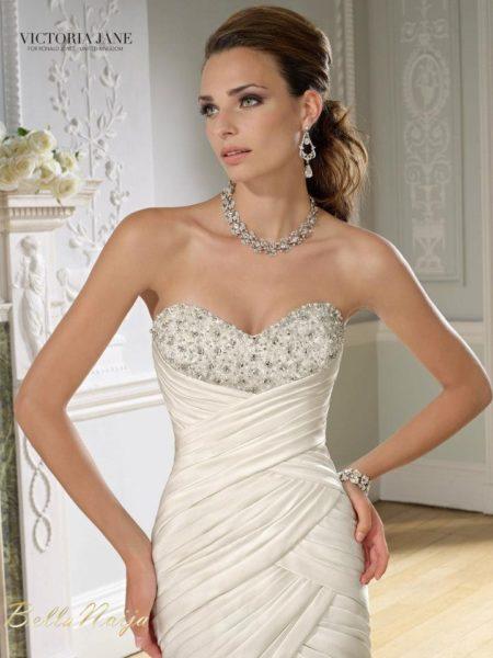BN Bridal - Victoria Jane for Ronald Joyce 2013 Collection - February 2013 - BellaNaija029