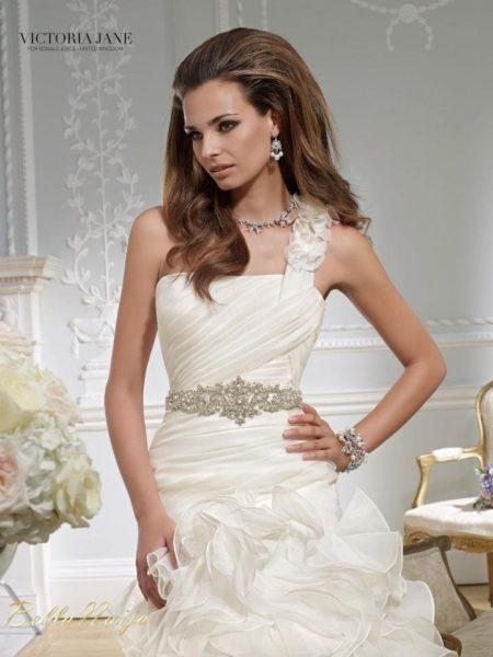 BN Bridal - Victoria Jane for Ronald Joyce 2013 Collection - February 2013 - BellaNaija032