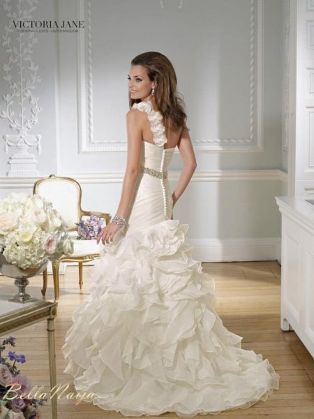 BN Bridal - Victoria Jane for Ronald Joyce 2013 Collection - February 2013 - BellaNaija033