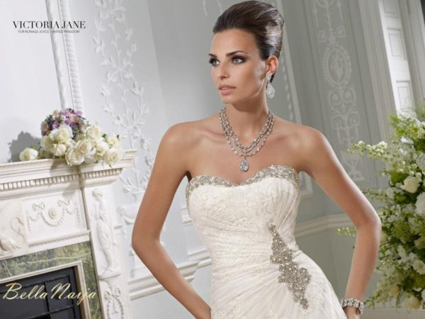 BN Bridal - Victoria Jane for Ronald Joyce 2013 Collection - February 2013 - BellaNaija035