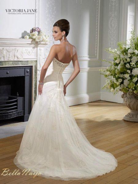 BN Bridal - Victoria Jane for Ronald Joyce 2013 Collection - February 2013 - BellaNaija036