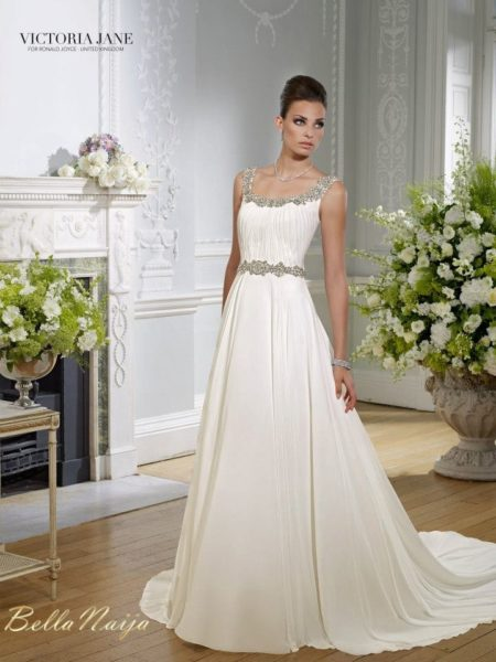 BN Bridal - Victoria Jane for Ronald Joyce 2013 Collection - February 2013 - BellaNaija037