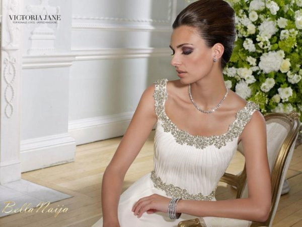 BN Bridal - Victoria Jane for Ronald Joyce 2013 Collection - February 2013 - BellaNaija038