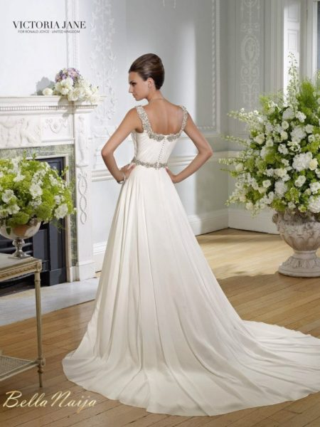 BN Bridal - Victoria Jane for Ronald Joyce 2013 Collection - February 2013 - BellaNaija039