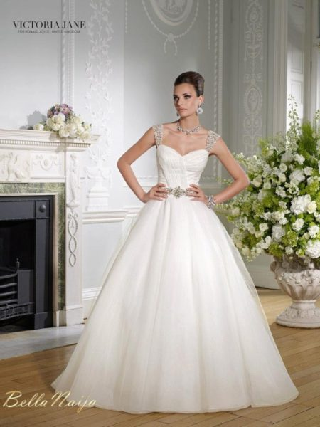 BN Bridal - Victoria Jane for Ronald Joyce 2013 Collection - February 2013 - BellaNaija040