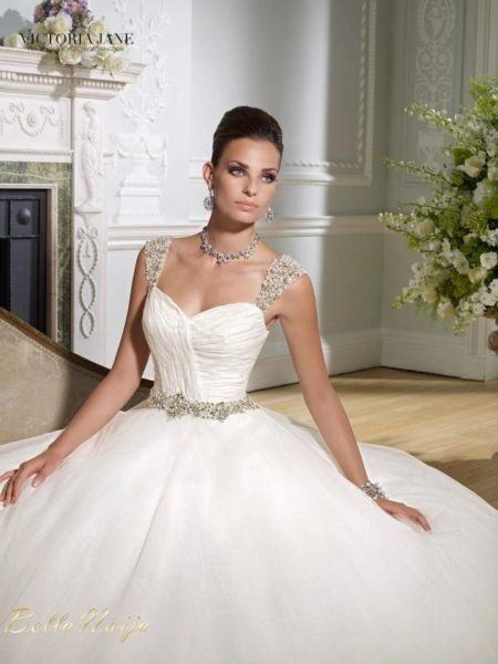 BN Bridal - Victoria Jane for Ronald Joyce 2013 Collection - February 2013 - BellaNaija041