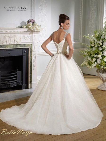 BN Bridal - Victoria Jane for Ronald Joyce 2013 Collection - February 2013 - BellaNaija042