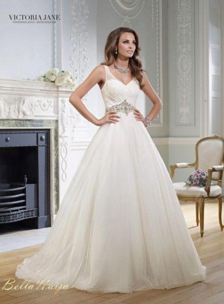 BN Bridal - Victoria Jane for Ronald Joyce 2013 Collection - February 2013 - BellaNaija043
