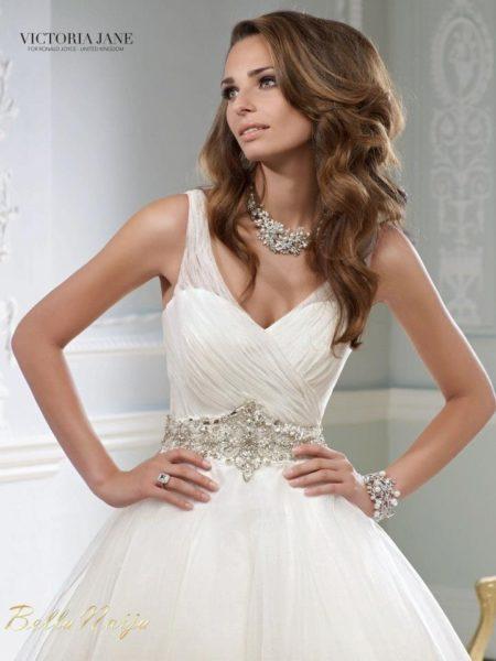 BN Bridal - Victoria Jane for Ronald Joyce 2013 Collection - February 2013 - BellaNaija044