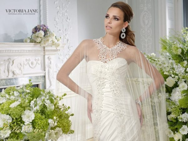 BN Bridal - Victoria Jane for Ronald Joyce 2013 Collection - February 2013 - BellaNaija047