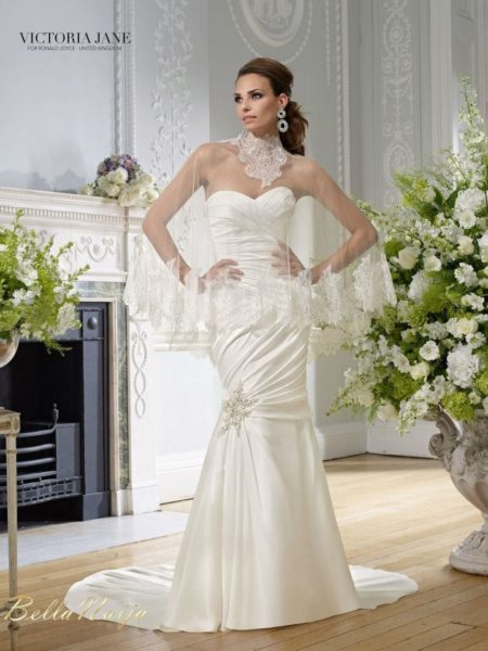 BN Bridal - Victoria Jane for Ronald Joyce 2013 Collection - February 2013 - BellaNaija048