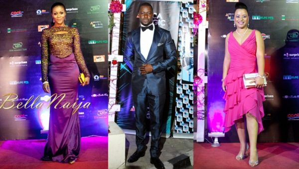 BN Exclusive - Lagos Premiere of Flower Girl - BellaNaija