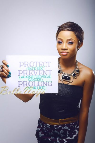 BN Exclusive_ Brownz Eyez Cervical Cancer Campaign - February 2013 - BellaNaija012