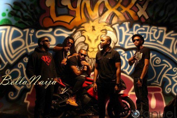 BN Exclusive_ Lynxxx Eziokwu Behind the Scenes Photos - February 2013 - BellaNaija018
