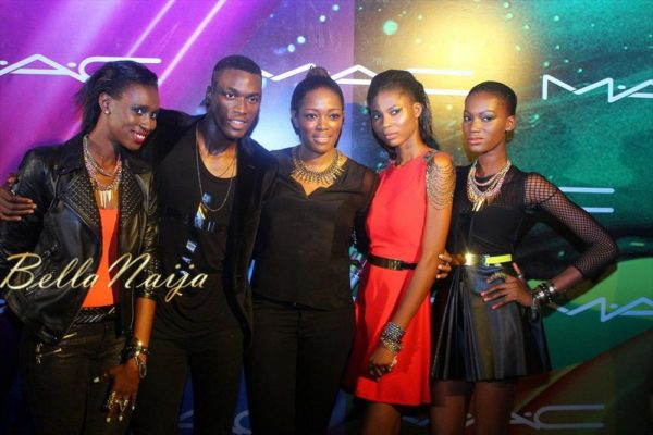 BN Exclusive_ The Official Launch of MAC Cosmetics - February 2013 - BellaNaija229