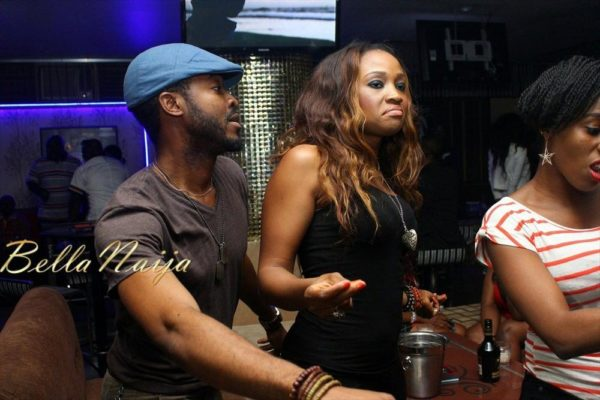 BN Exclusive_ Vixen Red Carpet Congratulatory Party - February 2013 - BellaNaija090