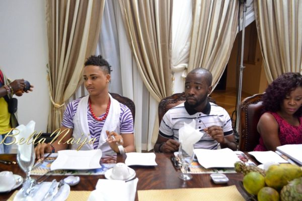 BN Exclusive_ Yvonne Nelson's House of Gold Movie B-T-S - February 2013 - BellaNaija015