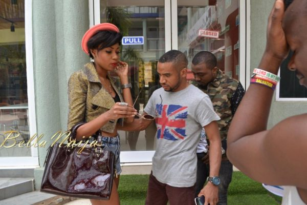 BN Exclusive_ Yvonne Nelson's House of Gold Movie B-T-S - February 2013 - BellaNaija018