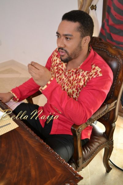 BN Exclusive_ Yvonne Nelson's House of Gold Movie B-T-S - February 2013 - BellaNaija020