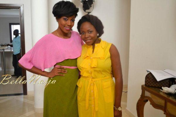 BN Exclusive_ Yvonne Nelson's House of Gold Movie B-T-S - February 2013 - BellaNaija021