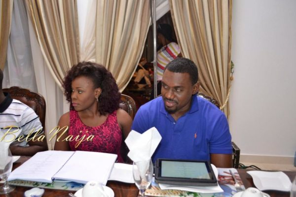 BN Exclusive_ Yvonne Nelson's House of Gold Movie B-T-S - February 2013 - BellaNaija025