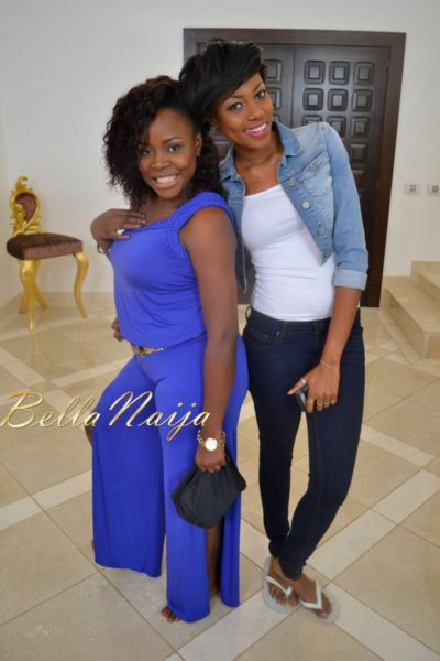 BN Exclusive_ Yvonne Nelson's House of Gold Movie B-T-S - February 2013 - BellaNaija032