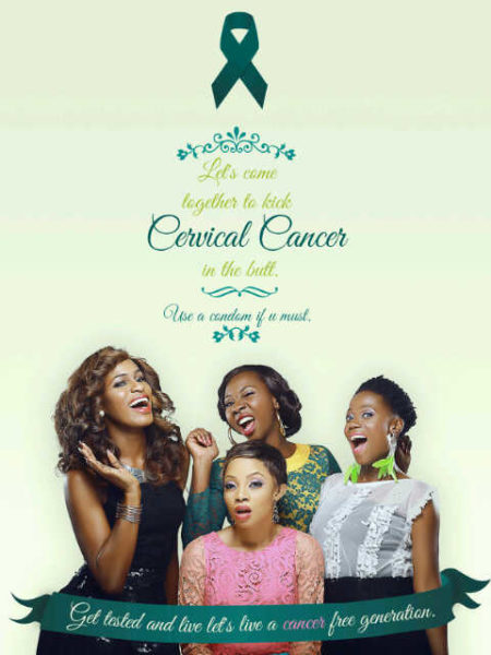 Brown Eyez Cervical Cancer Campaign