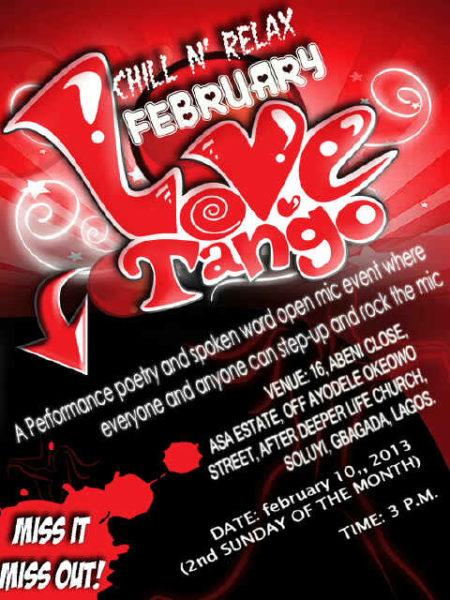 Chill N Relax February Love Tango - BellaNaija
