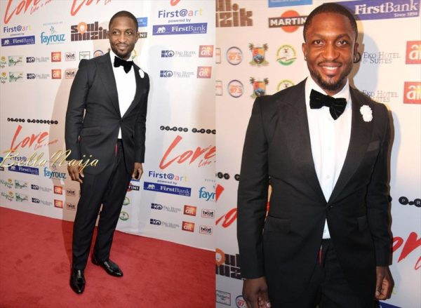 Darey Art-Alade in Udeshi for Fusion Lagos