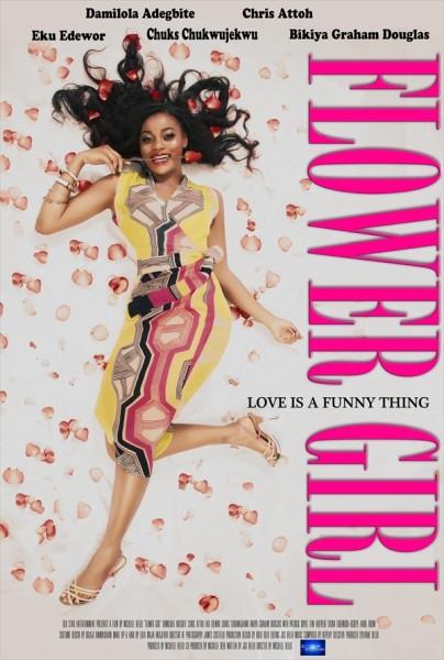 Flower Girl Official Poster
