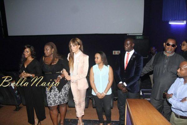 Damilola Adegbite, Bikiya Graham Douglas, Eku Edewor, Michelle Bello, Chris Attoh & Patrick Doyle
