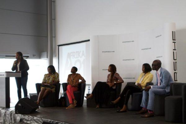 Bukky, Ayo, Zara Okpara, Wana Sambo, Veronica and Mai Atafo