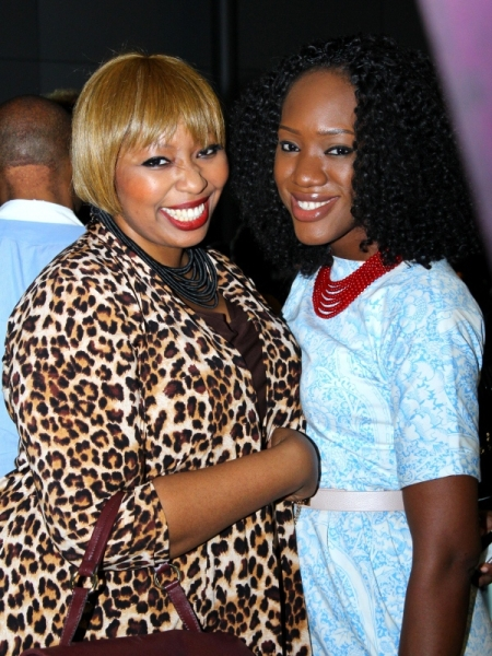 Latasha and Adaku Odeka