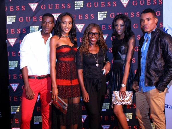 The GUESS Models and Tara Orekelewa