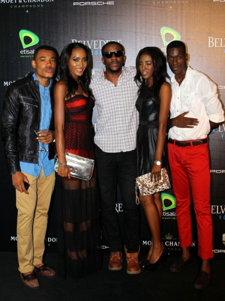 The GUESS Models with Ebuka Obi Uchendu