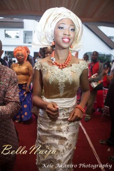 Gozy Ekeh Tolu Ijogun Traditional Wedding - BellaNaija Weddings - February 2013 - BellaNaija013