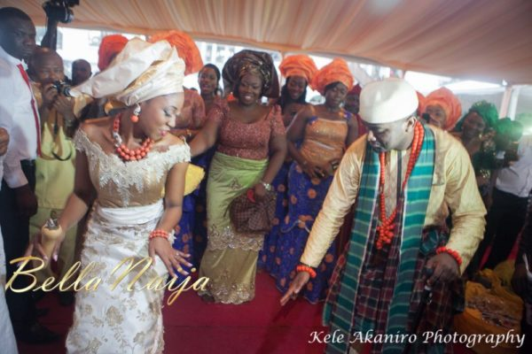 Gozy Ekeh Tolu Ijogun Traditional Wedding - BellaNaija Weddings - February 2013 - BellaNaija019