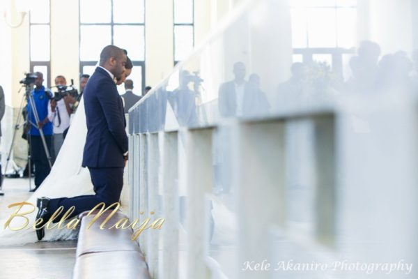 Gozy Ekeh Tolu Ijogun White Wedding - BellaNaija Weddings - February 2013 - BellaNaija014