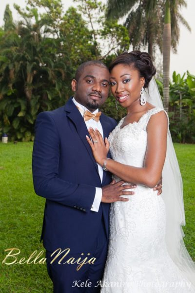 Gozy Ekeh Tolu Ijogun White Wedding - BellaNaija Weddings - February 2013 - BellaNaija101