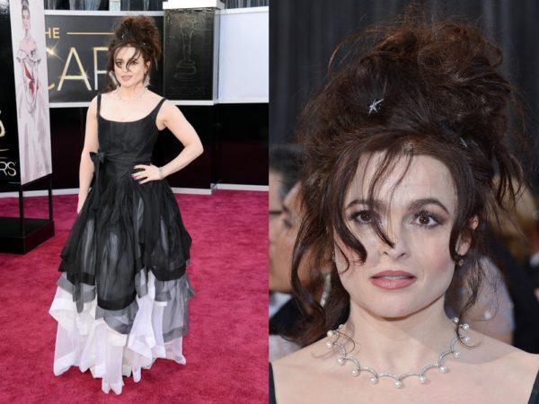 Helena Bonham Carter in Vivienne Westwood