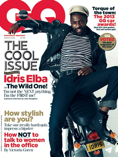 Idris Elba GQ Magazine March 2013 - February 2013 - BellaNaija001