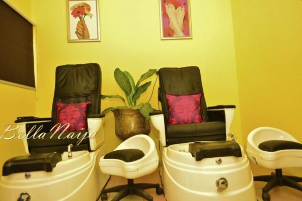 Private Pedicure Lounge
