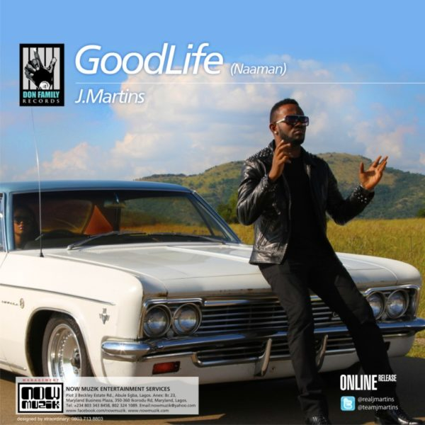 J Martins Goodlife Artwork