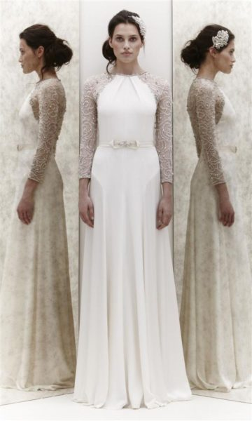 Jenny Packham Bridal Collection 2013- February 2013 - BellaNaija006