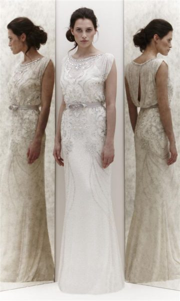 Jenny Packham Bridal Collection 2013- February 2013 - BellaNaija009