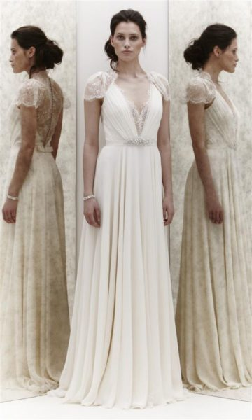 Jenny Packham Bridal Collection 2013 - February 2013 - BellaNaija056